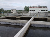 Gyomaendrőd wastewater treatment plant