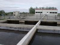 Gyomaendrőd wastewater treatment plant