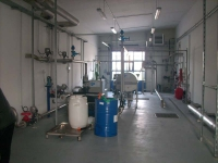 Xellia, design of industrial wastewater pre-treatment facility